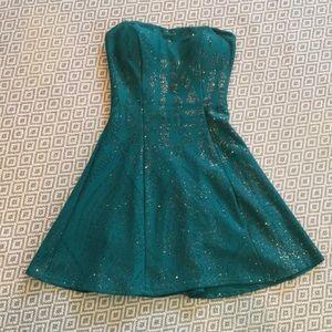 Glittery Cocktail dress
